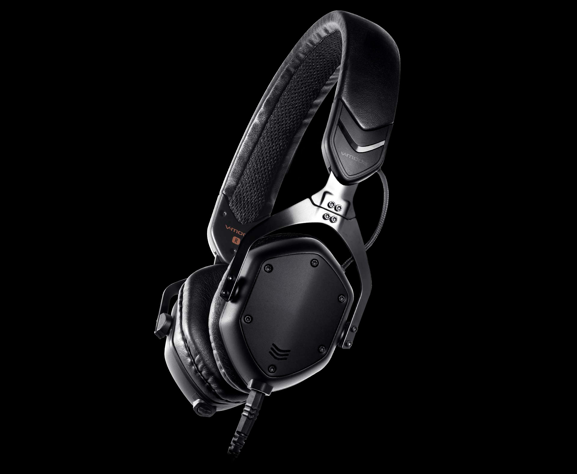 Black XS On-Ear Headphones
